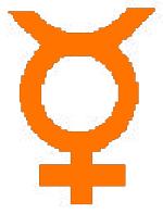 Symbol of Mercury